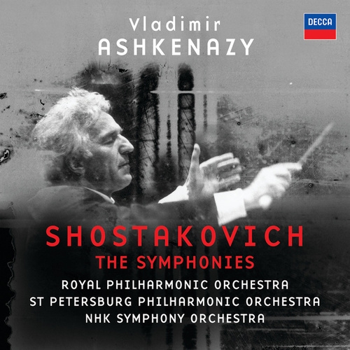 Shostakovich: The Symphonies by Various Artists