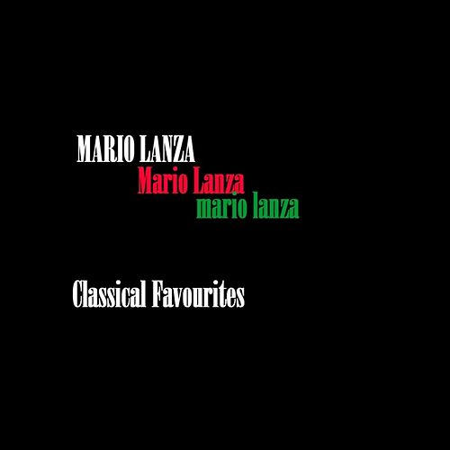 Classical Favourites by Mario Lanza