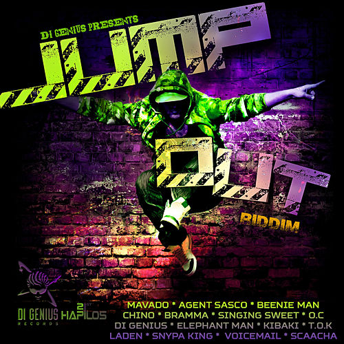 Jump Out Riddim by Various Artists