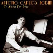 O Amor Em Paz de Antônio Carlos Jobim (Tom Jobim)