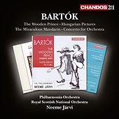 Bartók: The Wooden Prince, Hungarian Sketches, The Miraculous Mandarin & Concerto for Orchestra by Various Artists