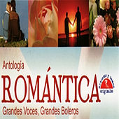 Antología Romántica: Grandes Voces, Grandes Boleros by Various Artists