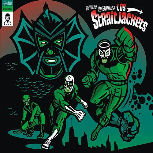 Further Adventures of Los Straitjackets (Reissue) by Los Straitjackets