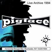 Horizontal Boogie Bar, Rochester, NY 10/25/1994 by Pigface