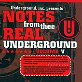 Notes From Thee Real Underground #5 Vol. 2 by Various Artists