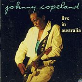 Live In Australia by Johnny Copeland