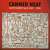 Instrumentals 1967-1996 by Canned Heat
