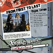 Live Music Series von From First To Last