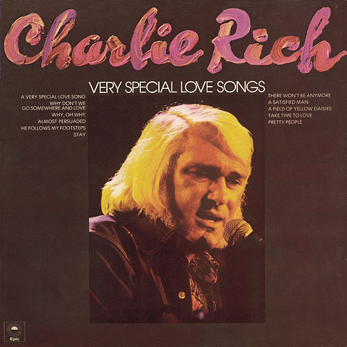 Very Special Love Songs by Charlie Rich