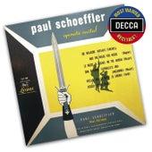 Paul Schoeffler Operatic Recital de Paul Schöffler