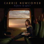 before & after de Carrie Newcomer