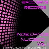 Indie Dance Nu Disco Vol. 1 (Selected by Luca elle) de Various Artists