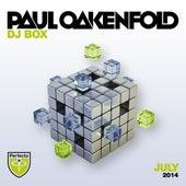 DJ Box - July 2014 de Various Artists