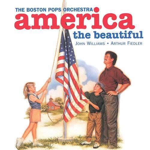 America, The Beautiful by Boston Pops