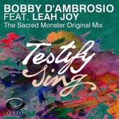 Testify (Sing) (feat. Leah Joy) by Bobby D. Ambrosio