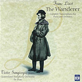 Franz Liszt: The Wanderer – Complete Transcriptions for Piano and Orchestra by Victor Sangiorgio