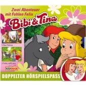 Zwei Abenteuer mit Fohlen Felix von Bibi & Tina