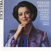 Schubert, Strauss, Poulenc, Rodrigo, Copland, Recital at Wigmore Hall, Live by Yvonne Kenny