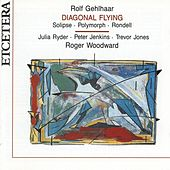Rolf Gehlhaar, Diagonal flying, World premiere recording by Various Artists