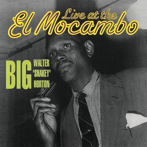 Live at the El Mocambo by Big Walter