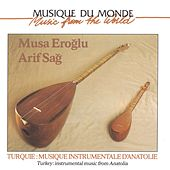 Turquie : Musique Instrumentale D'anatolie by Various Artists