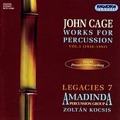 Cage: Works for Percussion, Vol. 5 (1936-1991) by Various Artists