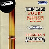 Cage: Works for Percussion, Vol. 3 (1991) by Amadinda Percussion Group