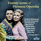 Twenty Gems of Viennese Operetta von Various Artists