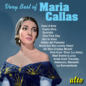 The Very Best of Maria Callas by Maria Callas