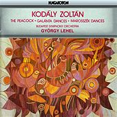 Kodaly: Peacock (The) / Dances of Galanta / Dances of Marosszeki by Budapest Symphony Orchestra