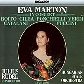 Marton, Eva: Soprano Arias and Opera Excerpts - Live in Concert 1988 by Various Artists