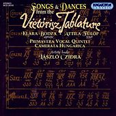 Vietorisz Tabulature - Songs And Dances by Various Artists