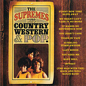 The Supremes Sing Country Western & Pop by The Supremes