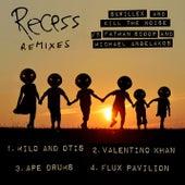 Recess Remixes von Skrillex