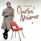 Si j'avais un piano de Charles Aznavour