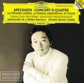 Messiaen: Concert à quatre / Les Offrandes oubliées / Le Tombeau resplendissant / Un Sourire by Various Artists