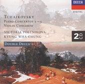Tchaikovsky: Piano Concerto Nos. 1-3/Violin Concerto by Various Artists