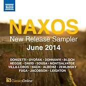 Naxos June 2014 New Release Sampler de Various Artists