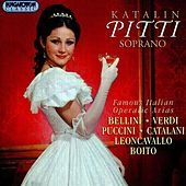 Pitti, Katalin: Famous Italian Opera Arias by Katalin Pitti