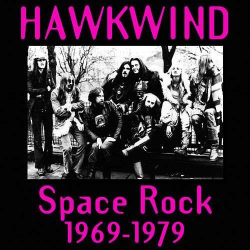 Space Rock - 1969-1979 by Various Artists
