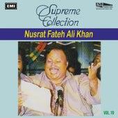 Supreme Collection Vol. 18 by Nusrat Fateh Ali Khan