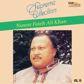 Supreme Collection Vol. 15 by Nusrat Fateh Ali Khan