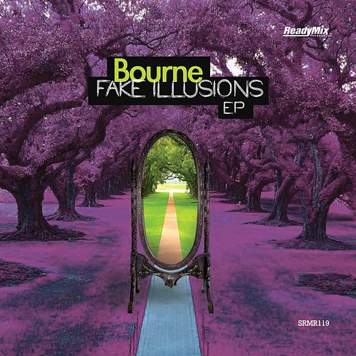 Fake Illusions - Single by Bourne