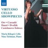 DVORAK: Sonatina in G major, Op. 100 / ORR: A Carmen Fantasy / DANZI: Don Giovanni Variations von Maria Kliegel