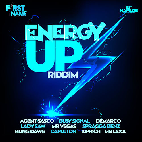 Energy Up Riddim by Various Artists