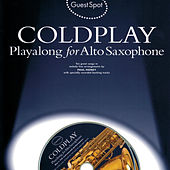 Playalong for Alto Saxophone: Coldplay by The Backing Tracks
