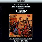 Stravinsky: Firebird Suite (The) / Petrushka by Budapest Festival Orchestra