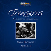 Treasures Qawali, Vol. 3 von Sabri Brothers