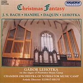 Bach, J.S.: Prelude and Fugue in G Major / Toccata and Fugue in D Minor / Handel: Organ Concerto by Gabor Lehotka