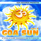 Goa Sun V.2 by Dr.Spook & Pulsar (Best of Progressive, Goa Trance, Psychedelic Trance) de Various Artists